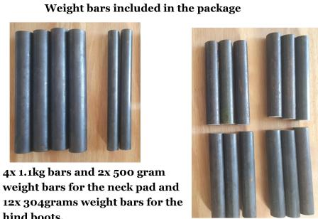 weight bars for program web