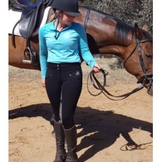 Core Support Suede Seat Breeches